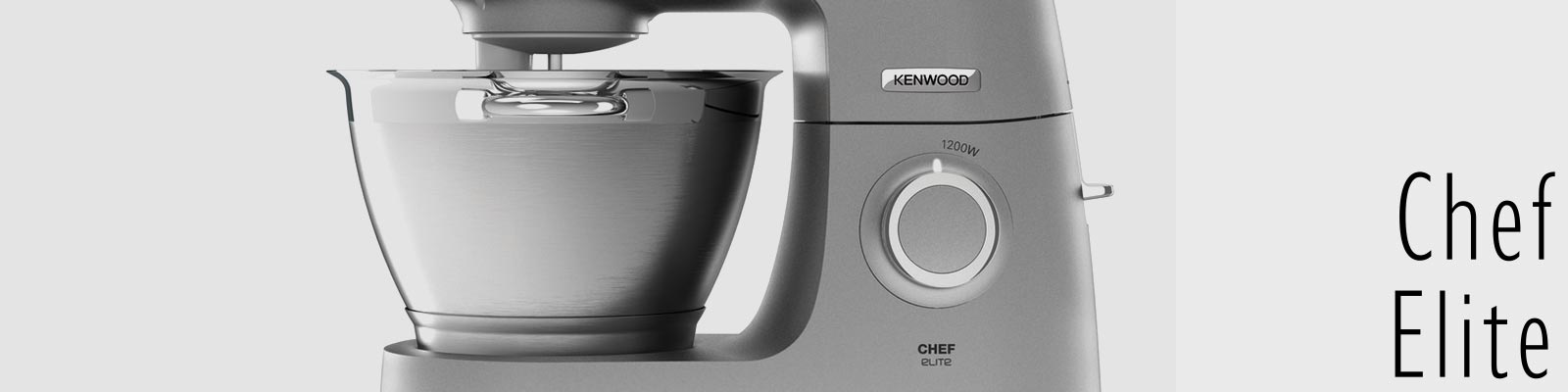 Kenwood Chef Elite Küchenmaschine