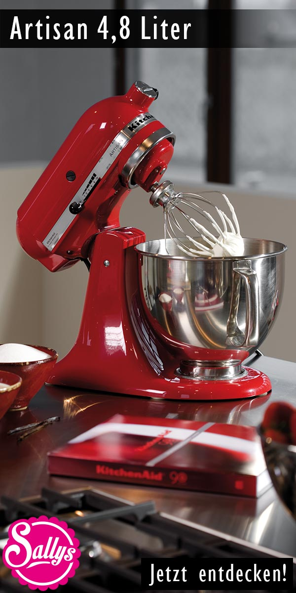 Küchenmaschine KitchenAid 4,8 Liter