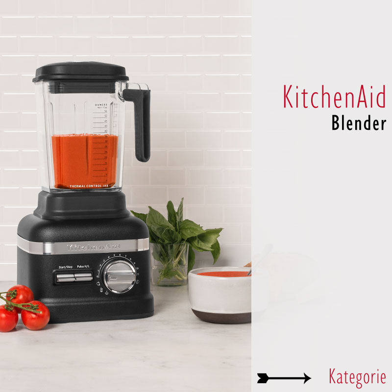 KitchenAid Standmixer und Blender