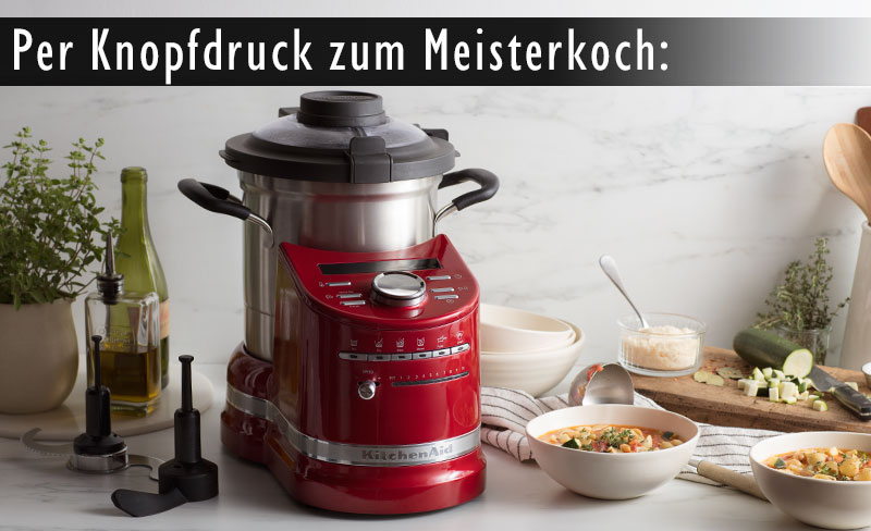 All In One Kitchenaid Cook Processor Ramershoven