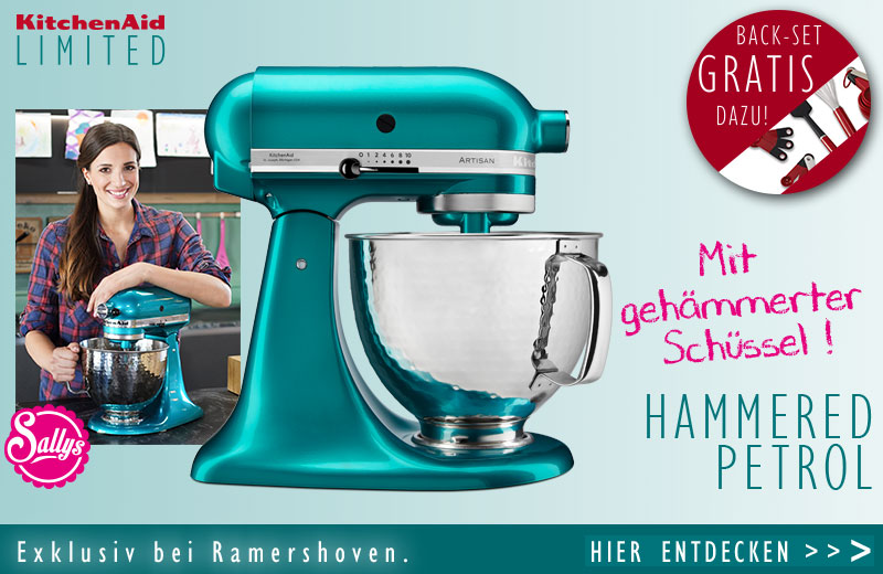KitchenAid Küchenmaschine Artisan Limited Edition