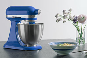 KitchenAid Mini in Twilight Blue