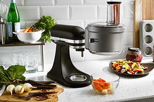 Das Zubehör Food Processor für die KitchenAid Mini