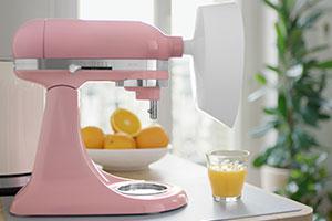 Zubehör für die Küchenmaschine KitchenAid Mini: Zitruspresse