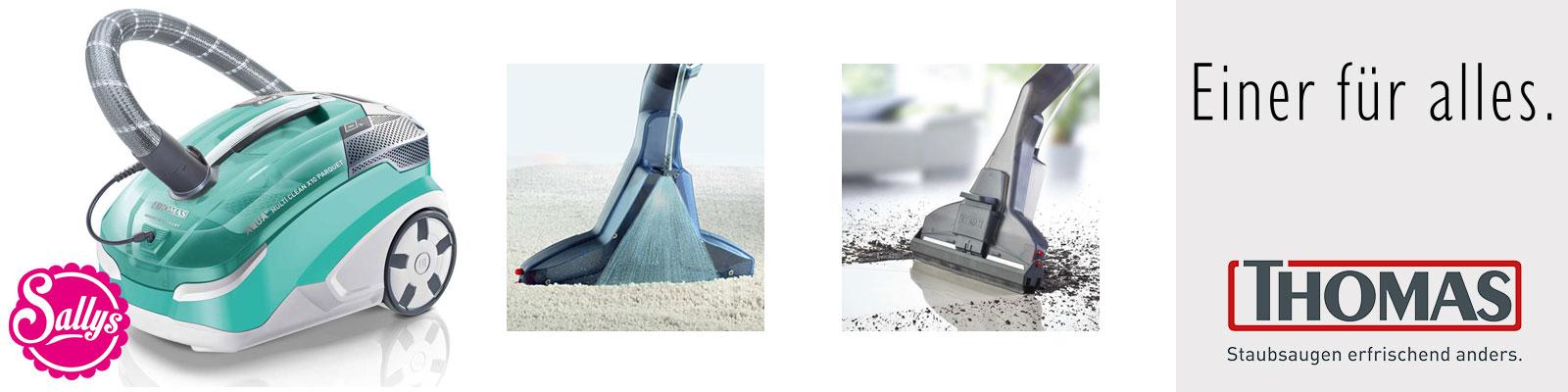Relativ Staubsauger Aqua+ Multi Clean | Ramershoven.com AR72