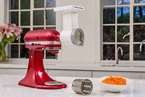 KitchenAid Gemüseschneider für die KitchenAid Mini Küchenmaschine