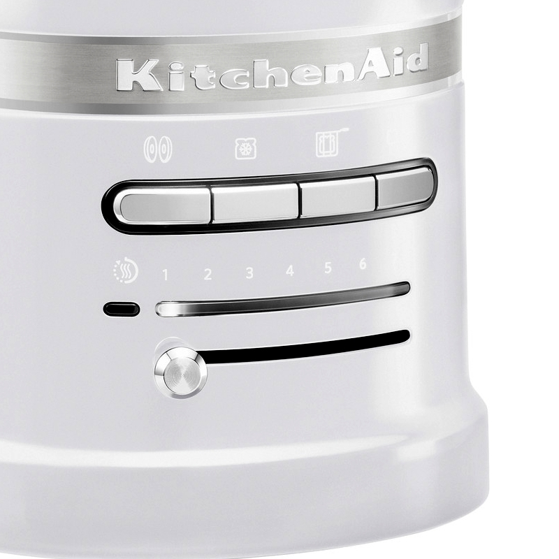 kitchenaid artisan 2 scheiben toaster mit 1 sandwichzange 5kmt2204efp. Black Bedroom Furniture Sets. Home Design Ideas