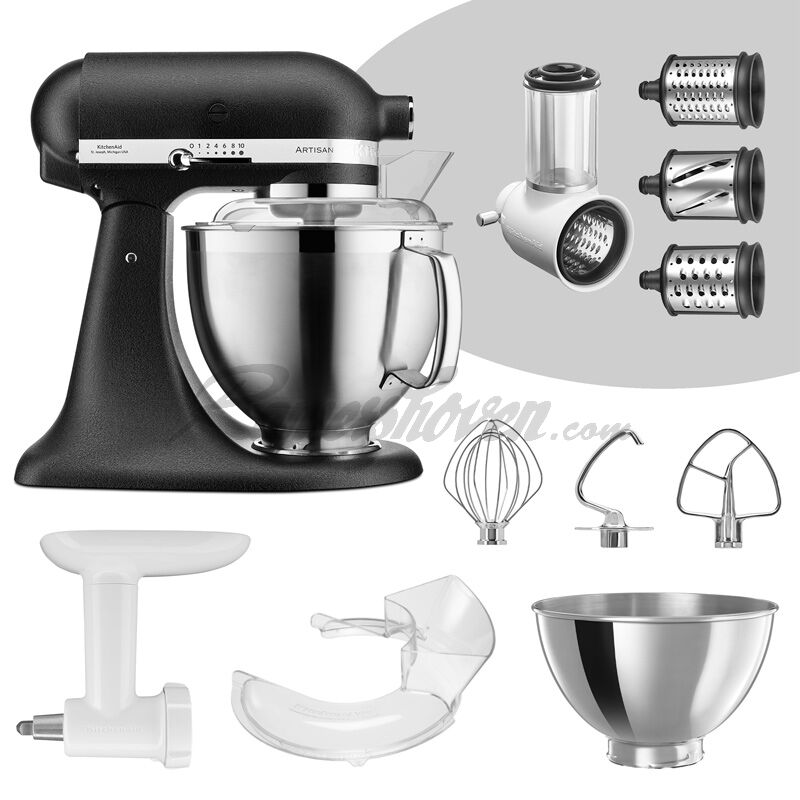 Both the Artisan and Classic have Point Planetary Mixing Action while the Pro Series has Points. When you consider the incredible array of additional tools you can attach to your Kitchenaid stand mixer, it takes everything to a whole new level.