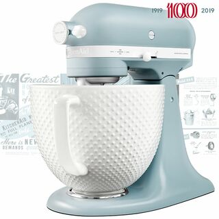 KitchenAid Jubiläums Edition Model K MISTY BLUE