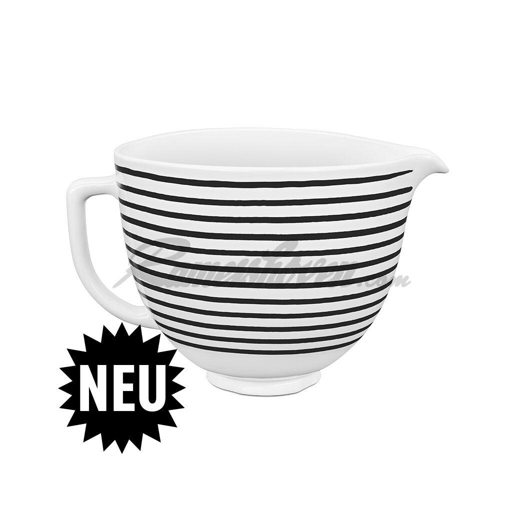 Kitchenaid Keramiksch 252 Ssel Schwarz Wei 223