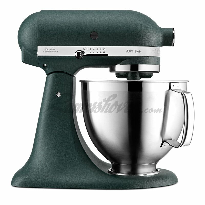 Kitchenaid K 252 Chenmaschine Pebbled Palm Mit Mini Food Pro