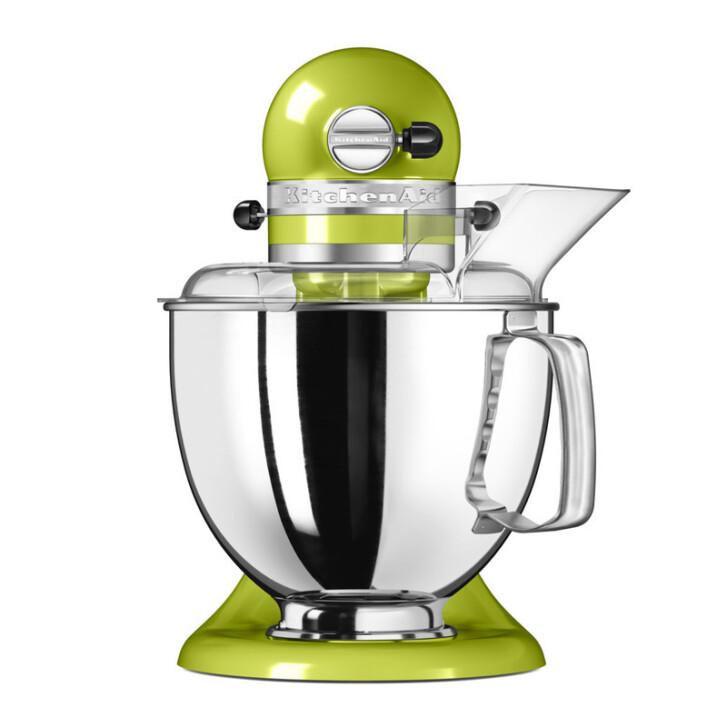KITCHENAID® Küchenmaschine Apfelgrün mit Entsafter